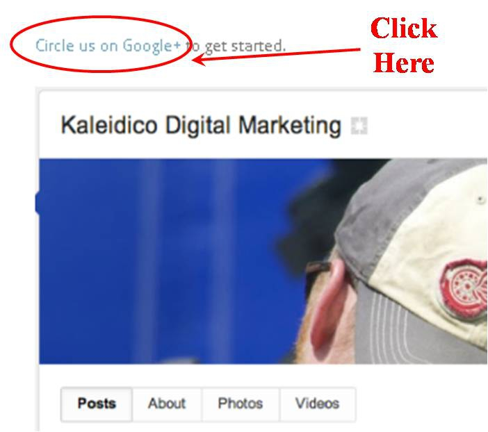 "Kaleidico is offereing free marketing webinars on their Google Hangout Site.  Just click ""Circle Us"" to get the notification."