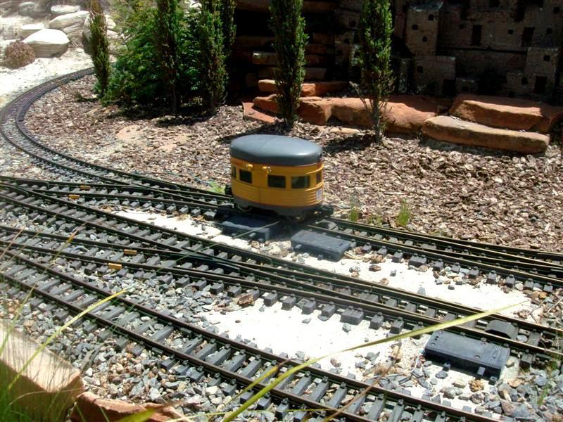 Garden Railroad At Walter Andersen Nursery In Poway California