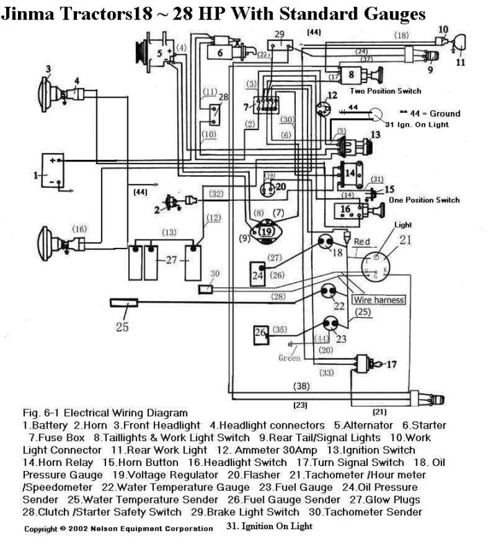 ford 641 tractor engine diagram imageresizertool com Ford 600 Tractor Wiring Diagram Ford 3600 Diesel Tractor Wiring Diagram