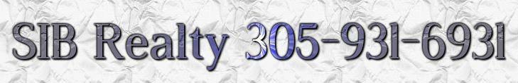SIB Realty 305-931-6931 18335 Collins Avenue  Sunny Isles Beach, Florida, 33160
