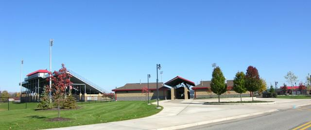 kentwood high school football stadium