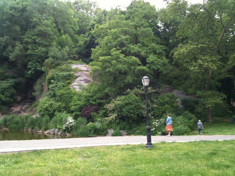 Morningside Park, Manhattan, NYC