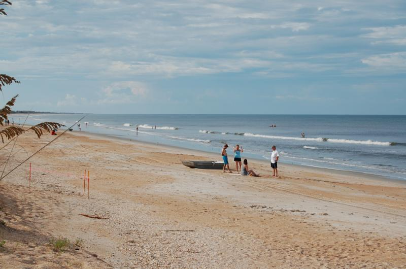 Vilano Beach House Rentals Part - 28: VILANO BEACH FL BEACH RENTAL ~ LUXURY CONDO RENTAL