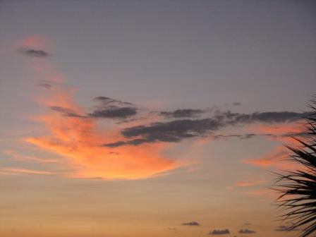 Treasure Island sunsets