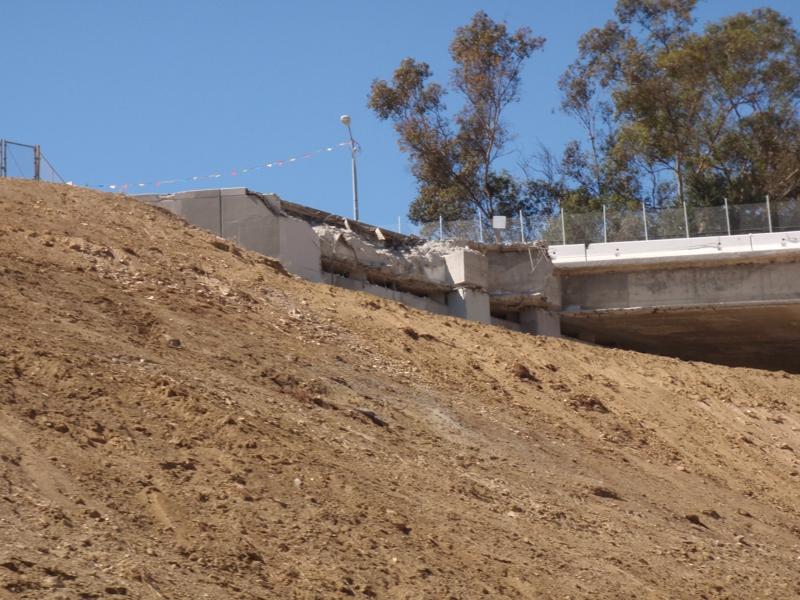 405 Bridge after Carmageddon Part 1