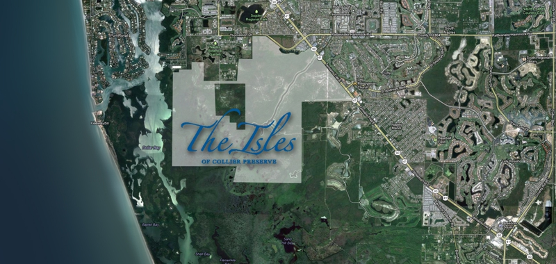 The Isles of Collier Preserve location