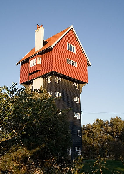 House in the Clouds, Thorpeness, Suffolk