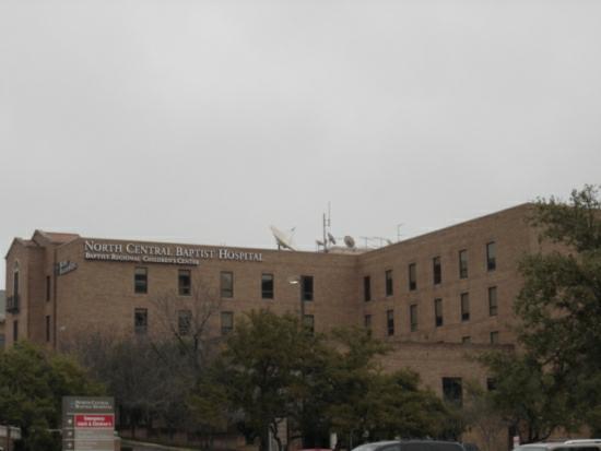 North Central San Antonio Medical Facility Information