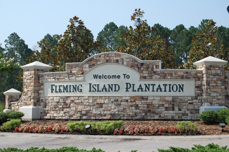 Fleming Island Plantation on Fleming Island Florida