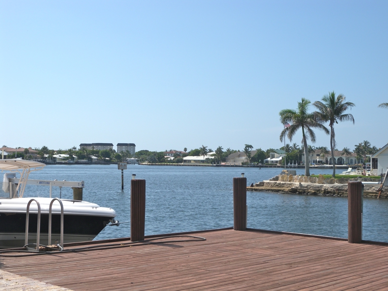 boaters waterfront property intracoastal living