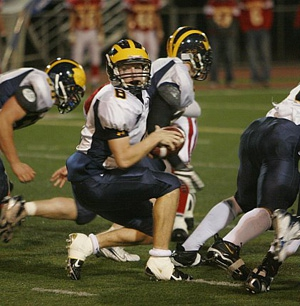 Bellevue High Wolverines Football