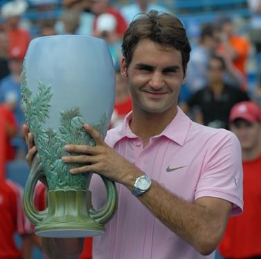 Western & Southern Open trophy