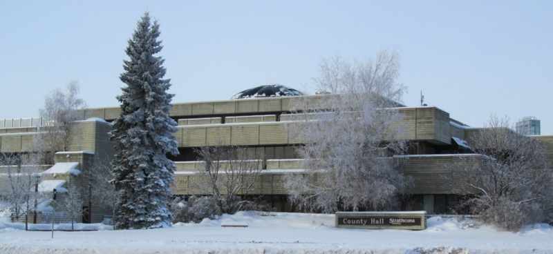 Sherwood Park County Hall