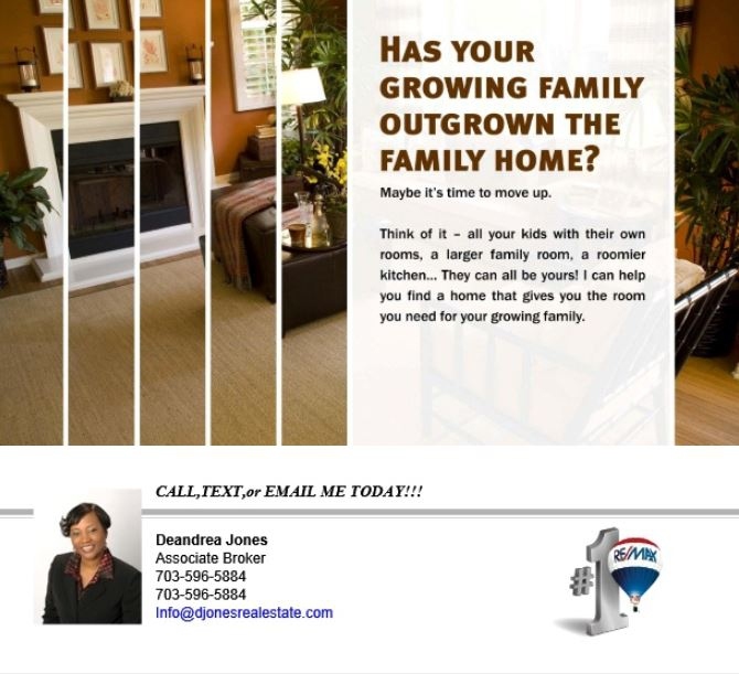 Northern Va Real Estate Lady Remax