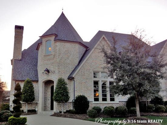 Luxury custom homes in Chapel Creek Frisco TX
