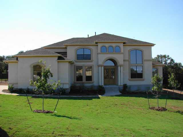 bella lago austin homes tx