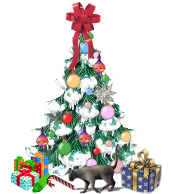 Calabash Tree with presents