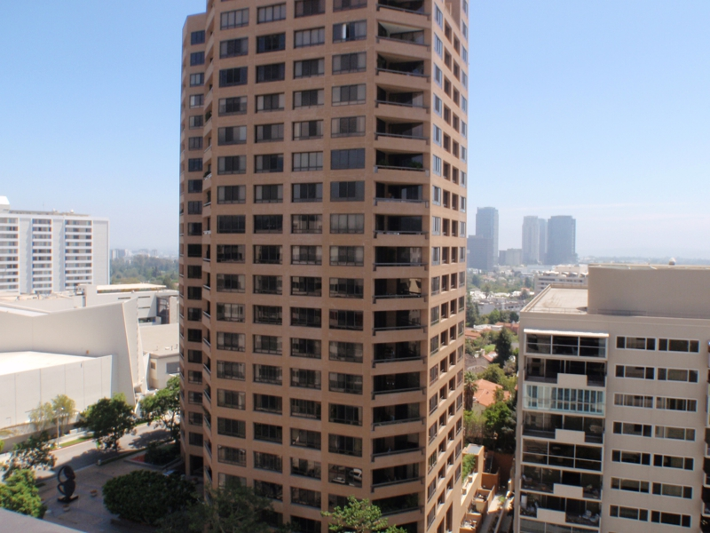 10445 Wilshire Blvd Westwood CA by Endre Barath