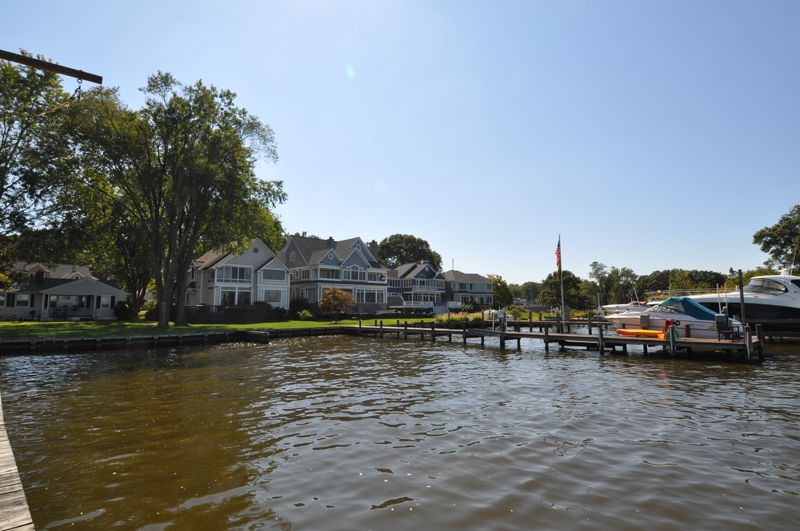 Waterfront Homes For Sale In Deale Maryland