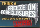 Think a Freeze on Foreclosures could save your home? Think again. Click here to read more.