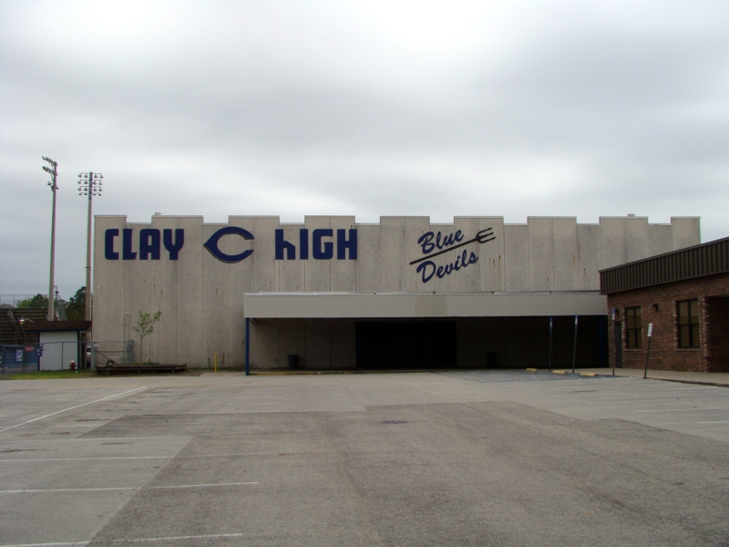 Clay High School, Green Cove Springs, Fl