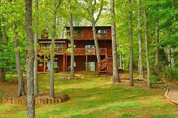 Vacation Home on Smith Mountain lake