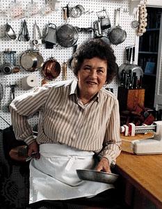 Julia Child, Celebrity Chef, was born in Pasadena, CA