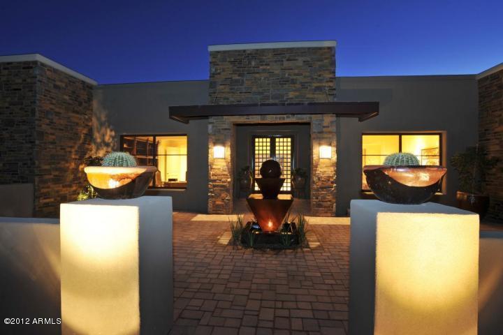 Luxury Rental In Gated Pinnacle Peak Place Scottsdale