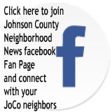 Johnson County Neighborhood News Facebook Icon