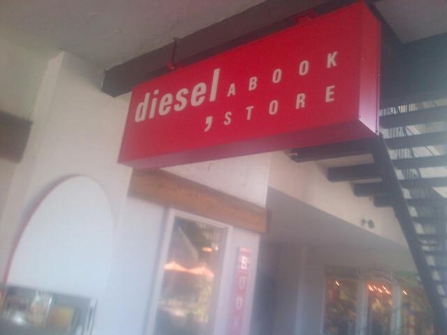 Diesel Books in Malibu CA Endre Barath