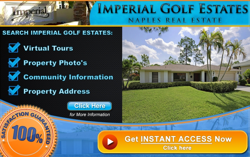 imperial golf estates naples florida homes for sale