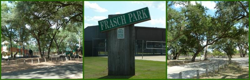 Frasch Park in Sulphur
