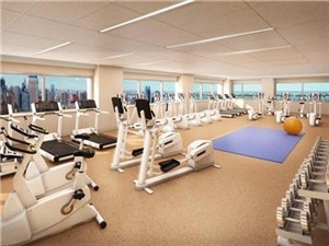 322 West 57th Street | The Sheffield fitness center