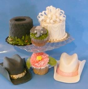 Panhandle Cake Crumbs, Pensacola Cake Decorating