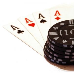 Spring Into Spring - Pocket Aces