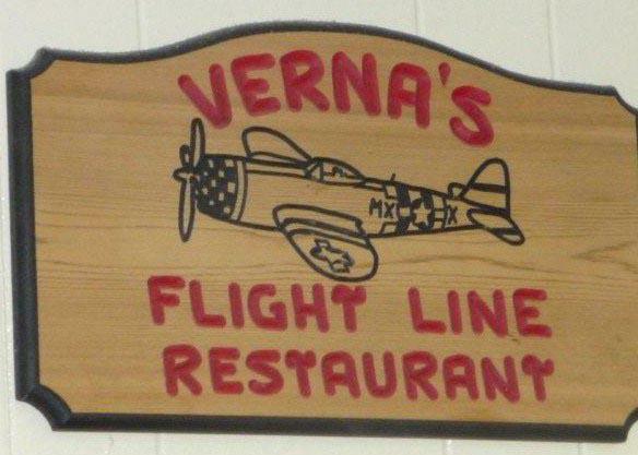 Verna's Flight Line Restaurant