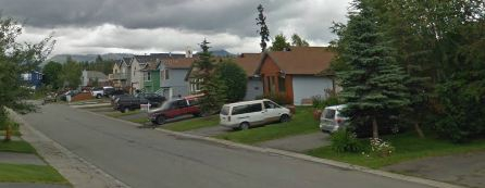 Cedar Hollow Neighborhood in Anchorage AK