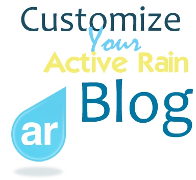Customize Your Active Rain Blog