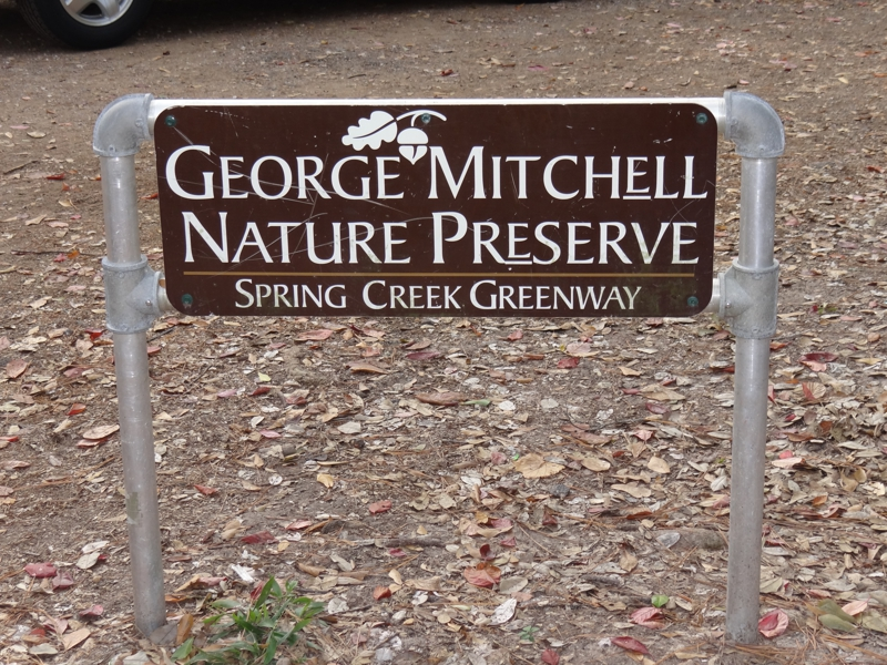 George Mitchell Preserve