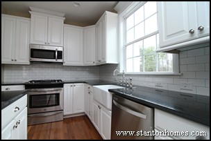 Granite Countertop Styles, Colors, And Prices | Chart Of Granite Edges