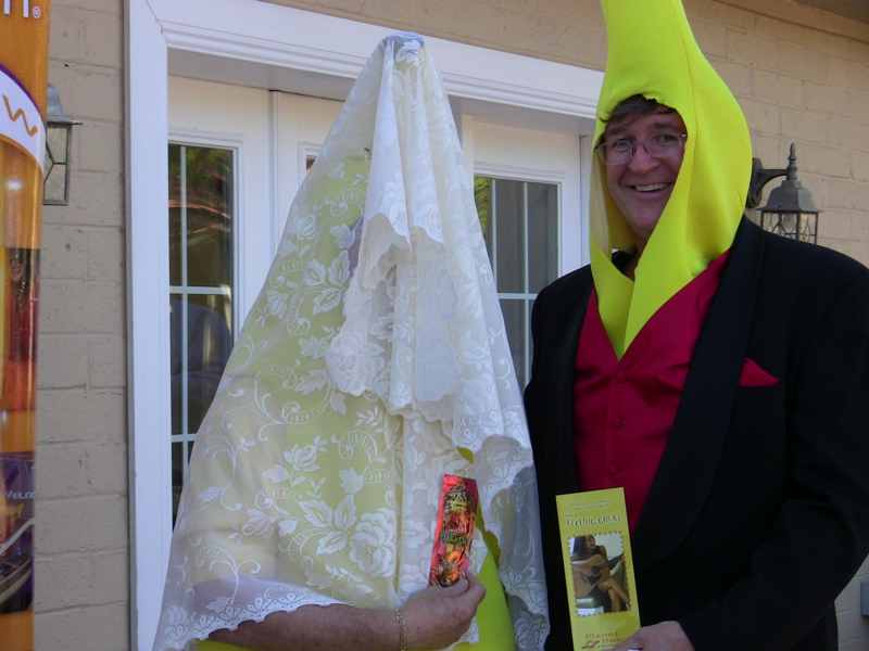The couple then opens their wedding gifts from some of the most ...