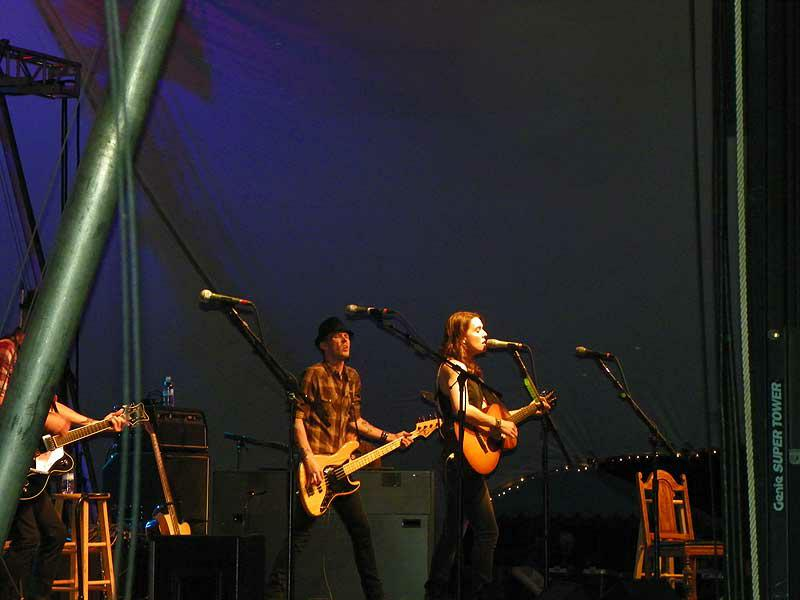 BRANDI CARLILE at the Festival at Sandpoint