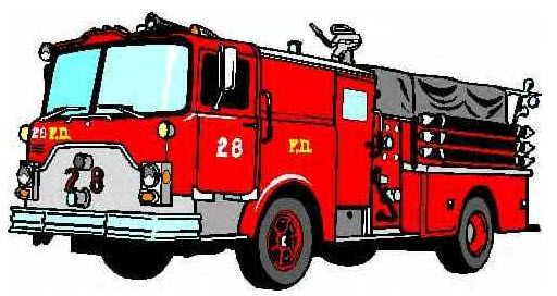 clip art of fire station - photo #42