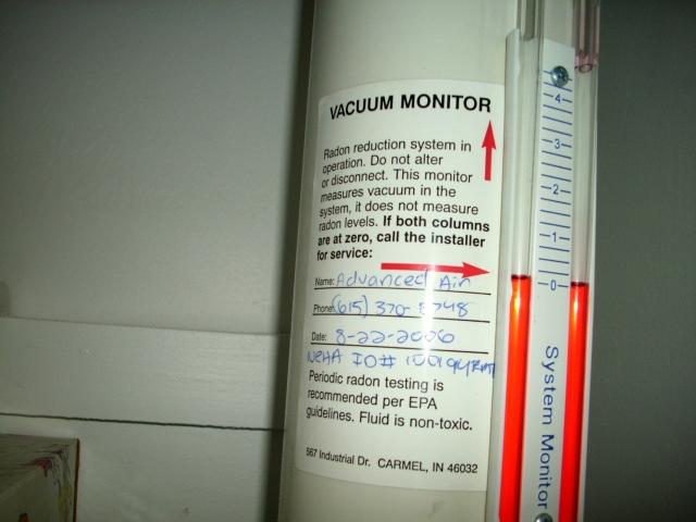 Radon Gas Detector