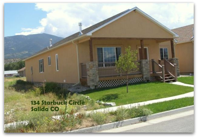 Homes for sale in salida co: 134 Staarbuck Circle Salida CO