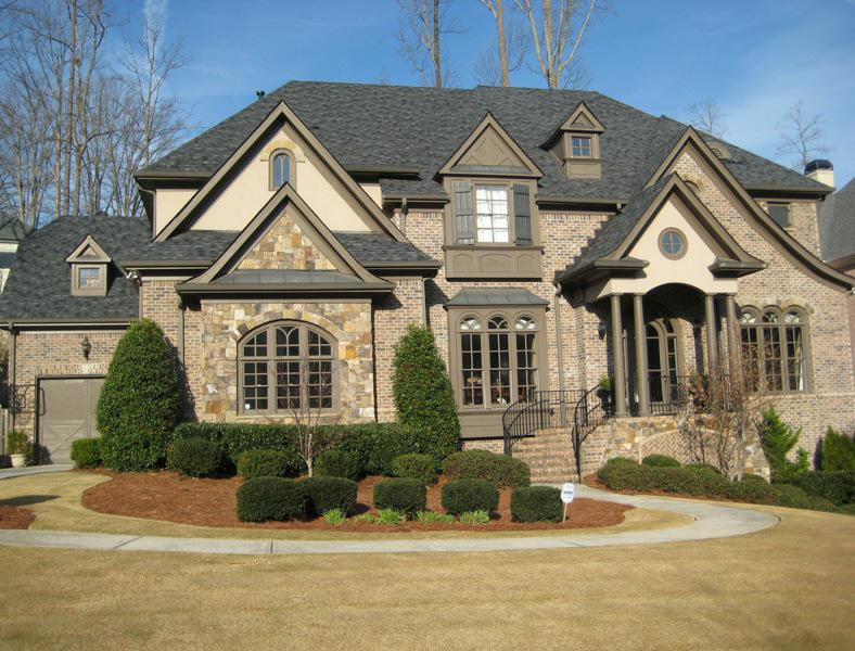 Image gallery homes in atlanta ga for Home designers in atlanta ga