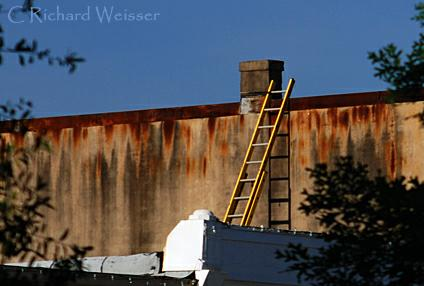 The ladder to success by Richard Weisser