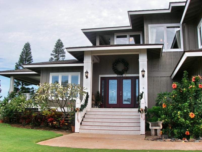 beautiful new home for sale on Maui