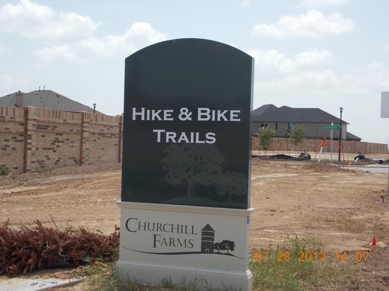 Neighborhood Sign and symbol