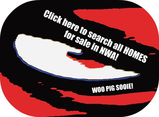 search homes in northwest arkansas
